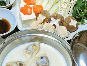 水炊き鍋付き宴会コース
