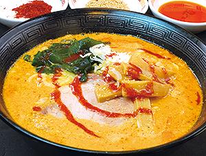 日野担々麺