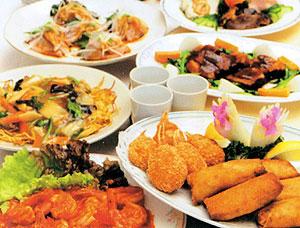 宴会コース(料理6品+飲み放題120分付き)