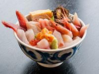 海鮮丼(日替わり)