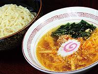 ネギ味噌つけ麺