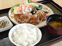 豚ロース焼肉定食