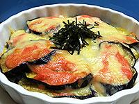 ナス明太子チーズ