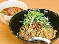 汁なし金胡麻焙煎担担麺