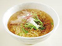 和風だしピリ辛麺