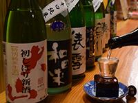 庄内の旬地酒