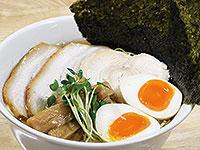 醤油特製らぁ麺 [結び提供]