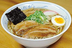 角煮ラーメン800円