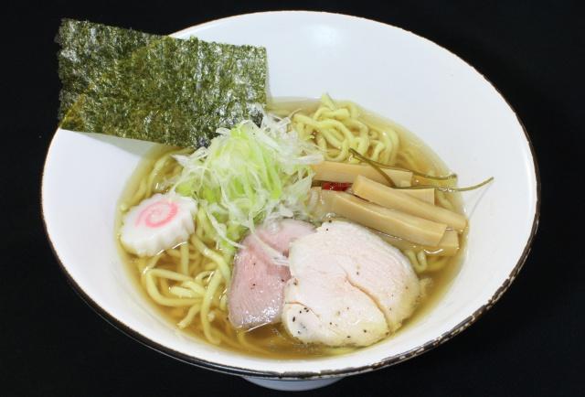 鶏塩らぁ麺