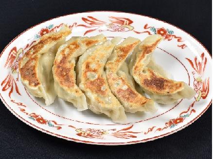 手作り餃子(1人前)