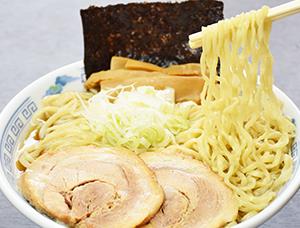 煮干し中華(細麺・あっさり)