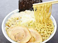 煮干し中華(太麺・こってり)