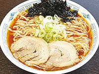 季節の限定麺(細麺・あっさり)