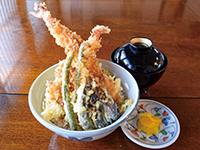 天丼(昼) 1,000円