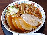 チャーシューワンタン麺 中