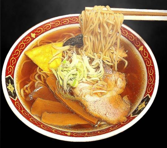 中華そば(塩・醤油)